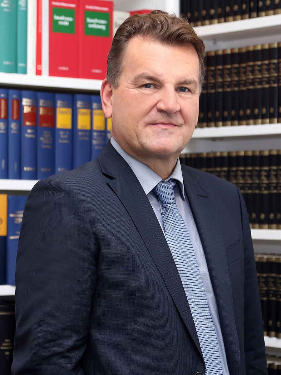 Rechtsanwalt Agilolf Babl