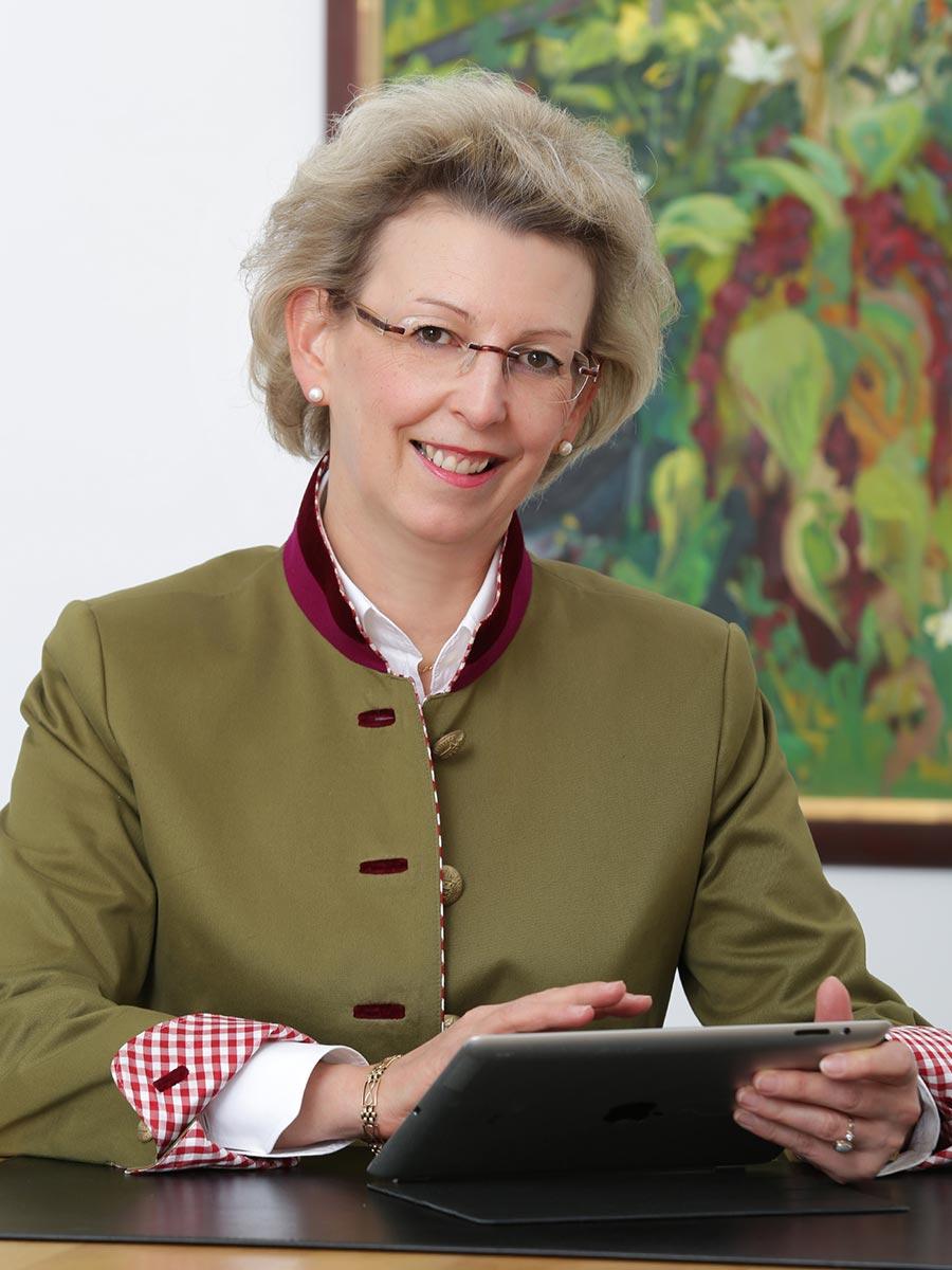 Rechtsanwältin Margot Geiselbrecht