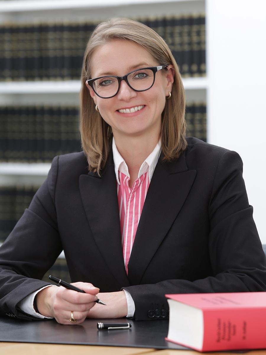 Rechtsanwältin Magdalena Götsche